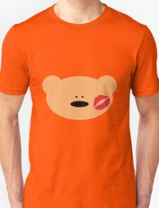 Teddy Bear Kiss Unisex T-Shirt