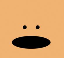 Teddy Bear with an earring Sticker