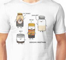 best seasons greetings pun Unisex T-Shirt