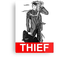 lupin the 3rd thief anime manga shirt Metal Print