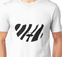 Teddy Bear Zebra Unisex T-Shirt