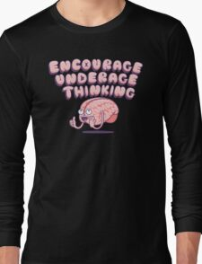 For The Kids Long Sleeve T-Shirt