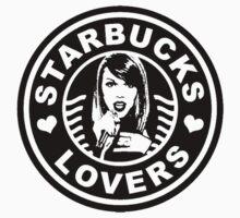 Starbucks Lovers Kids Tee