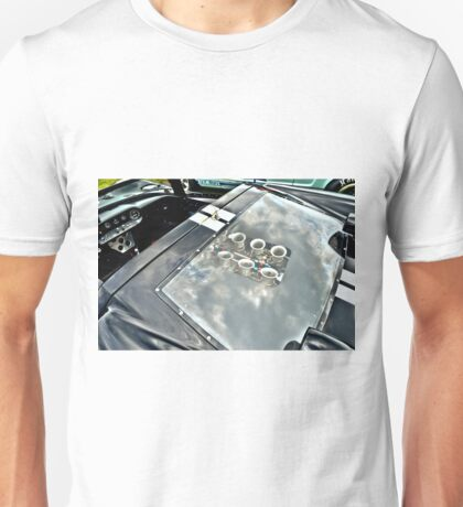Ford GT40 Engine Unisex T-Shirt