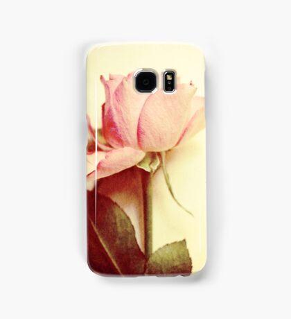 Vintage Rose Samsung Galaxy Case/Skin