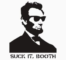 Abraham Lincoln Suck It Booth by GeekLab