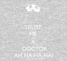 Trust me i'm a doctor - Laugh Kids Clothes
