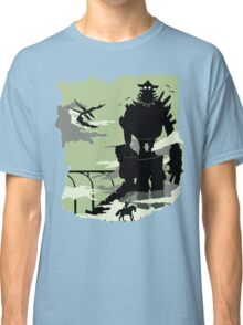 Silhouette of the Colossus Classic T-Shirt