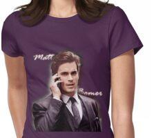 Matt Bomer Womens Fitted T-Shirt