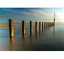 Seascape Wales Photographic Print