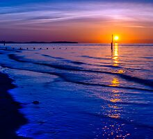 Seascape by Adrian Evans