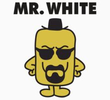 Mr White by LaundryFactory