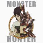 Hunter's Life (Zinogre Z) by ashmish