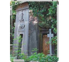 Highgate Cemetery Egyptian Mausoleum iPad Case/Skin