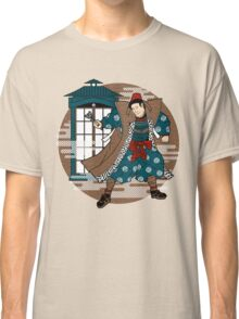 Sensei Who (Textured Version) Classic T-Shirt