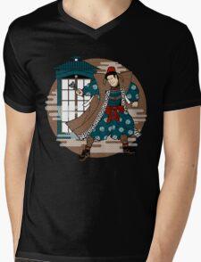 Sensei Who (Textured Version) T-Shirt