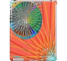 dance abstract iPad Case/Skin
