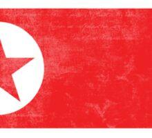DPRK  Sticker