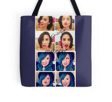 Confident Demi Lovato Tote Bag