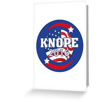 Leslie Knope 2016 Greeting Card