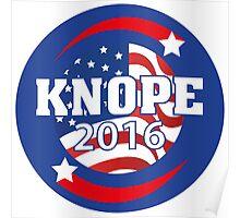 Leslie Knope 2016 Poster