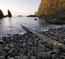 Portcoon, County Antrim, Northern Ireland by Zdrojewski