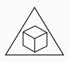 Delta Cubes - Greendale Fraternity Shirt by nightjoy