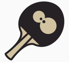 Funny Table Tennis Racket by Style-O-Mat