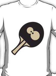 Funny Table Tennis Racket T-Shirt