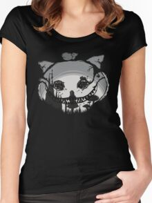 The Mad Cheshire Women's Fitted Scoop T-Shirt