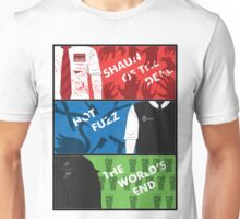 Cornetto Trilogy Unisex T-Shirt