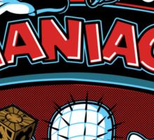 MANIACS II Sticker