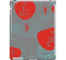 girls time iPad Case/Skin