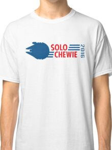 Han Solo - Chewbacca 2016 Classic T-Shirt