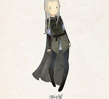 "Cute Legolas / ""the Lord of the Rings"" by koroa"