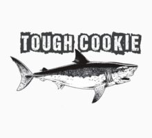 tough cookie  One Piece - Short Sleeve