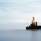 Castlerock, Lighthouse, County Londonderry, Northern Ireland by Zdrojewski