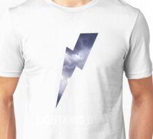 Lightning Bolt - Jake Bugg (white) Unisex T-Shirt