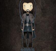 "Cute Thorin Oakenshield  / ""The Hobbit"" by koroa"