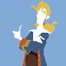 Guybrush Threepwood: Mighty Pirate (tm) by RobsteinOne