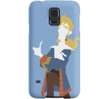 Guybrush Threepwood: Mighty Pirate (tm) Samsung Galaxy Case/Skin