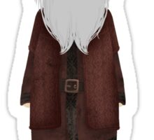 "Cute Balin son of Fundin / ""The Hobbit"" Sticker"