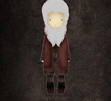 "Cute Balin son of Fundin / ""The Hobbit"" by koroa"