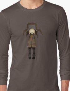 """Cute Bofur / """"The Hobbit"""" Long Sleeve T-Shirt"""