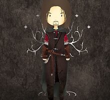 """Cute Boromir / """"the Lord of the Rings""""   by koroa"""