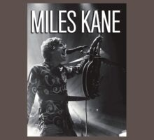 Miles Kane (Black&White) by Will Gossage