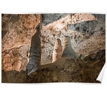 Room of the Giants-Carlsbad Caverns Poster