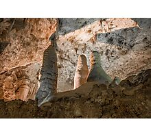 Room of the Giants-Carlsbad Caverns Photographic Print