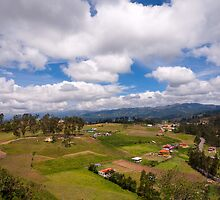 On the Trail to Cojitambo, Ecuador 5 by Paul Wolf