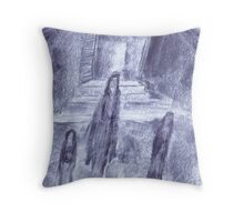 Another Civilization Throw Pillow